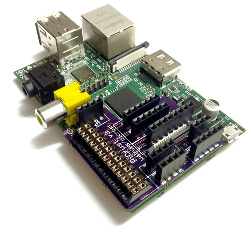 Pi Crust, on a Raspberry Pi