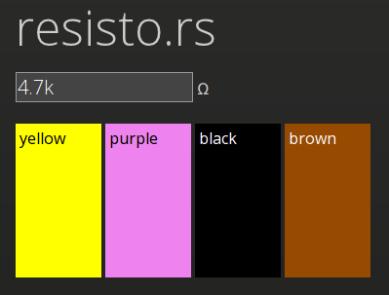resisto.rs